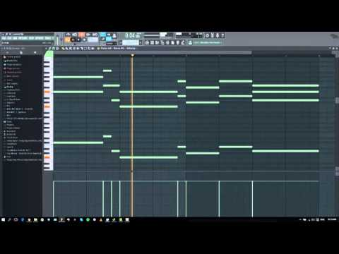 Connect - Phyno Remake On Fl Studio 12 With Downloadable Flp.