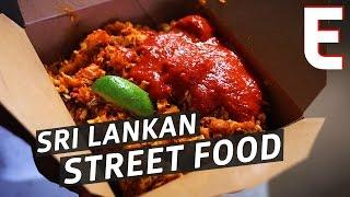 The Most Popular Street in Sri Lanka is Delicious — Snack Break by Eater