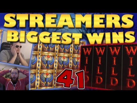 Streamers Biggest Wins – #41 / 2018