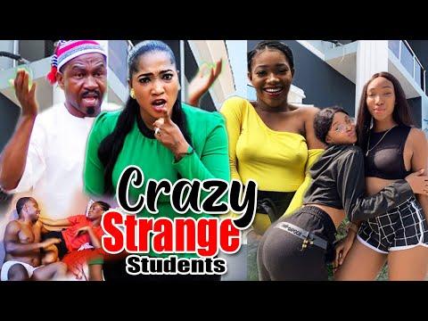 Crazy Strange Students Part 1&2 - Fred Ebere & Egbenya Christabel Latest Nigerian Nollywood Movies.