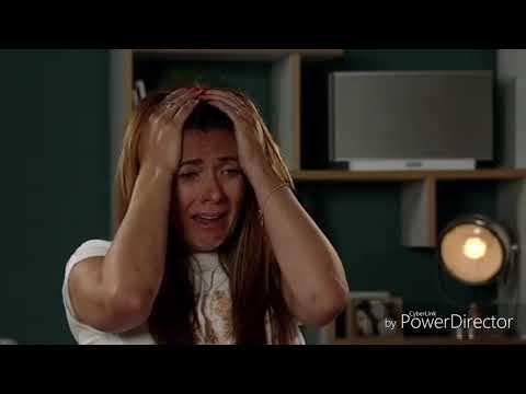 Coronation Street - Ali Tells Michelle That He Killed Ronan (17th October 2018)