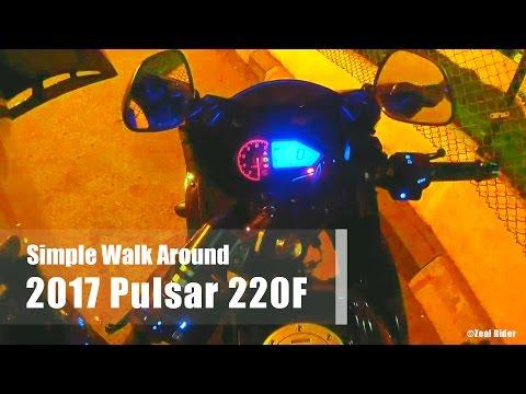 Video 2017 Pulsar 220F - Simple Walkaround   ZealRider download in MP3, 3GP, MP4, WEBM, AVI, FLV January 2017