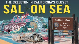 Video The Salton Sea: California's Skeleton In The Closet MP3, 3GP, MP4, WEBM, AVI, FLV November 2018