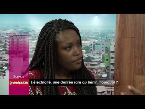 L'électricité, une denrée rare au Bénin: on en parle.