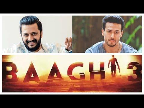 Tiger Shroff के साथ बागी-3 में Riteish Deshmukh के अलावा नजर आएगा यह एक्शन हीरो