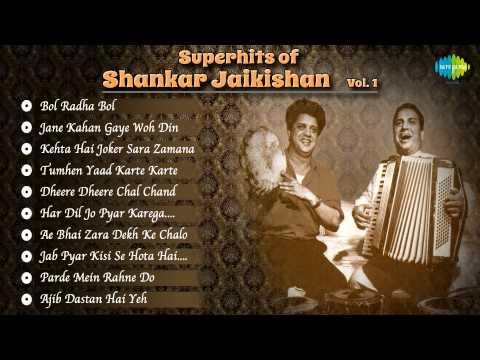 Video Shankar Jaikishan Superhit Songs - Best Songs Of Shankar Jaikishan - Indian Music Composers - Vol 1 download in MP3, 3GP, MP4, WEBM, AVI, FLV January 2017