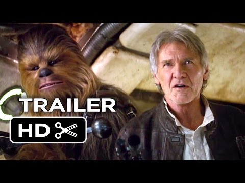Star Wars: Episode VII - The Force Awakens Official Teaser Trailer #2 (2015)