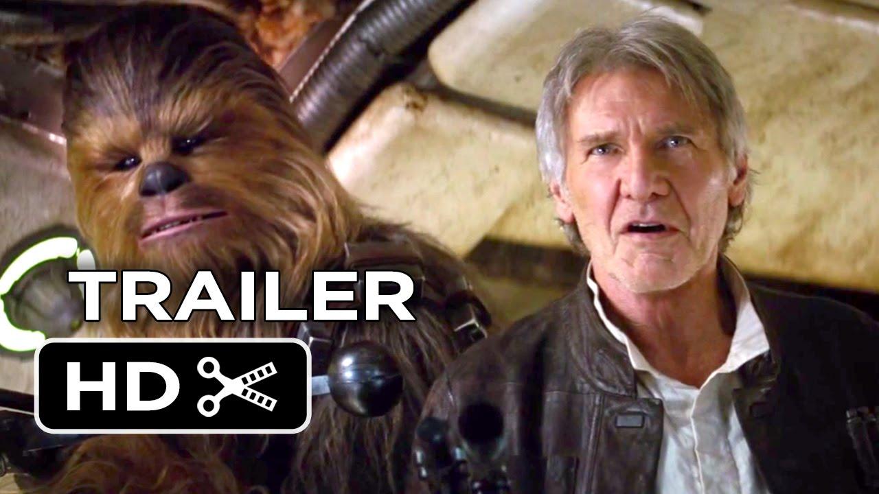 Star Wars: Episode VII – The Force Awakens Official Teaser Trailer #2 (2015) – Star Wars