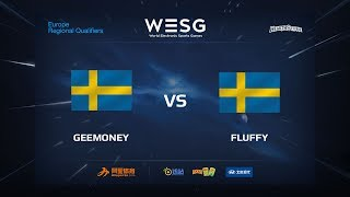 GEEMONEY vs Fluffy, game 1
