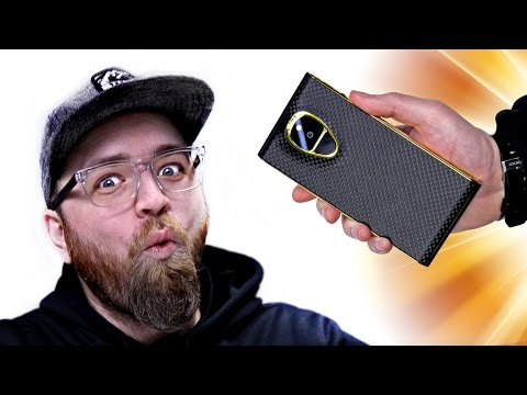 , title : 'Unboxing The $20,000 Smartphone'
