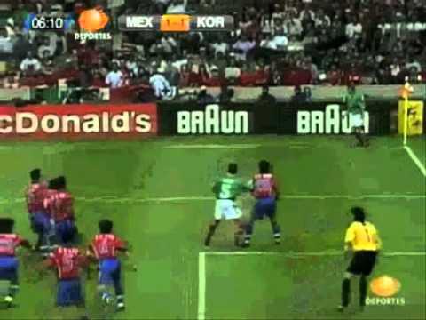México Vs. Corea del Sur (3-1) Francia 1998