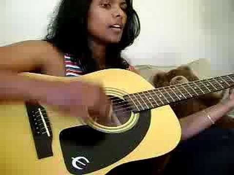Dilhani - a sinhalese song.