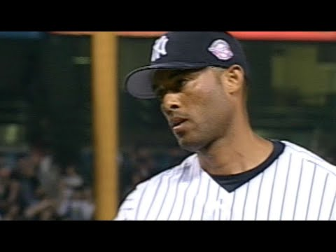 Video: Mariano Rivera picks up his first save of 2003