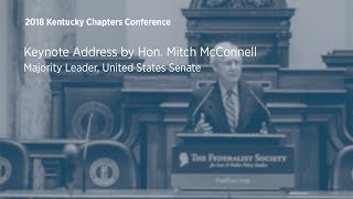 Click to play: Keynote Address by Mitch McConnell