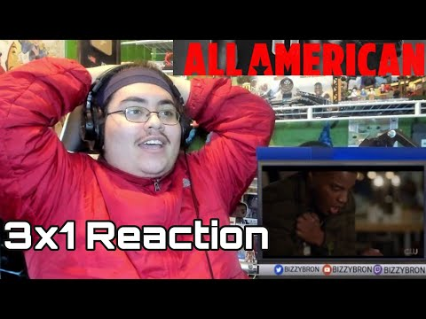 All American Season 3 Episode 1 Reaction (3x1 Reaction Seasons Pass)