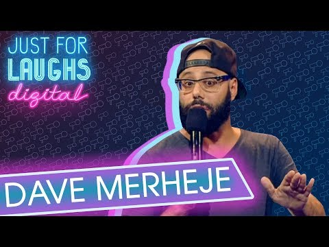 Dave Merheje - I'm Not A Hipster I Just Hate Myself