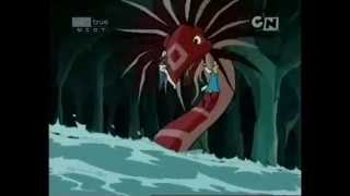 Darkar's Prisoner is the twenty-fourth episode of the second season of Winx Club.After the events of the last episode, the Winx Club prepare to go back to the Under Realm for the last time and the pixies go with them. They prepare to board the ship but Tecna notices it's too big to fit in the caves.Sky had an idea Brandon didn't like at first: Ask Queen Amentia for help since her Guard Worm was as big as the ship and they could use it to burrow through to Shadowhaunt.Brandon objected at first since he remembered how forceful Amentia was and didn't want to go back but then he saw there was no other way.Brandon,Sky and Aisha went ahead to get approval from the Queen while the others followed behind. While Brandon, Sky and Aisha got to see the Queen again, the others had to get out of a trap set by the witches.After beating Amentia, she agreed to help, and fight alongside, the Winx Club. In a B-story Lord Darkar uses his evil and dark magic to corrupt Bloom again, turning her into her evil alter-ego, Dark Bloom.
