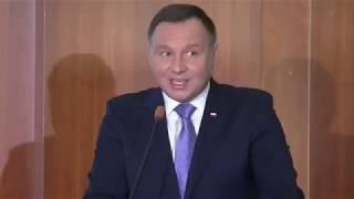 Andrzej Duda znów dał popis swojej ignorancji i niewiedzy…