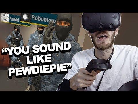 Meeting fans in VR!_A héten feltöltött legjobb videójáték videók