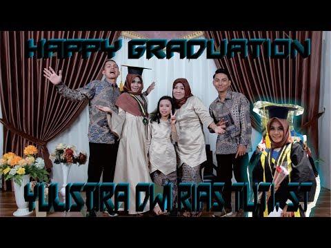 Graduation quotes - FINALLY  HAPPY GRADUATION KAKAKKU #YTOYVLOG  PEKANBARU