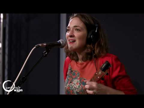 "Becca Stevens- ""Regina"" (Recorded Live for World Cafe)"