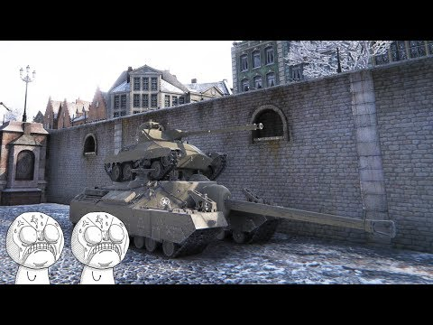 World of Tanks Epic Wins and Fails Ep110