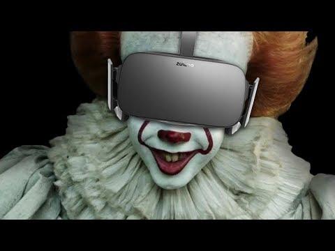 VR虛擬實境 — IT(牠)