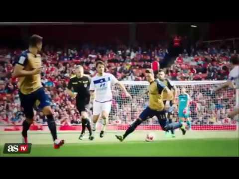 Mesut Özil ● Wizard of Öz Skills ● 2016-2017