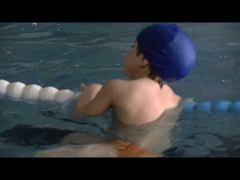 kikeadventure - Kike sets new world record, Phelps was second (видео)