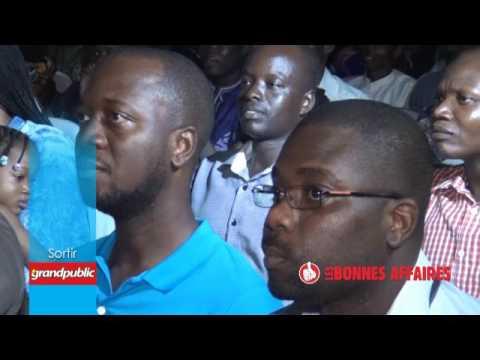 Thibaut Adotanou prouve que le Bénin a du talent!