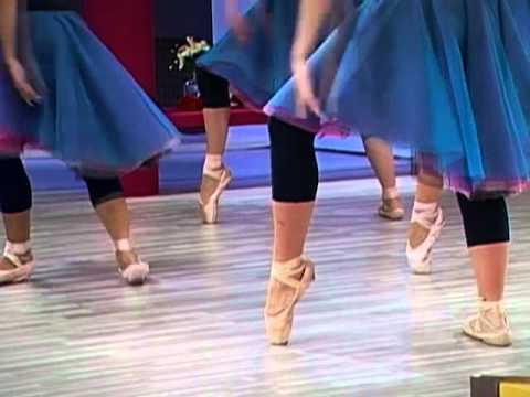 Cia Tribo de Dança - Homenagem ao dia Das Mães (Rede Gospel)