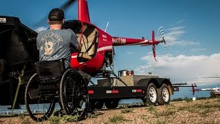 Seeing the Future & a Motivating Heli Hunt