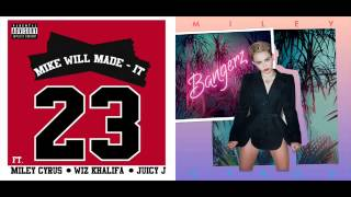 Miley Cyrus Do My Thang and Mike.Will.Made.It 23 Mashup