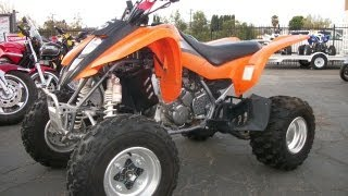 5. 2005 Kawasaki KFX 400 FOR SALE $2299.00 SOLD