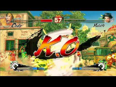 super street fighter 4 - A bigger, better experience.