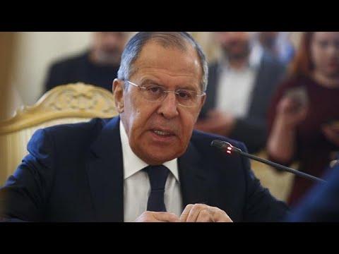 Σ. Λαβρόφ: «Οι ΗΠΑ πίεσαν για τις απελάσεις των Ρώσων διπλωματών»