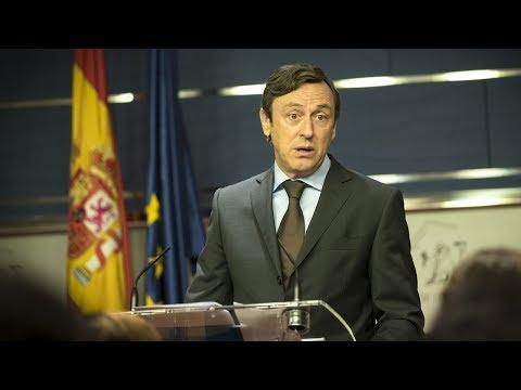 """Hernando: """"Sánchez incurrirá en un error si pretende forzar otras elecciones que solo generaran inestabilidad"""""""