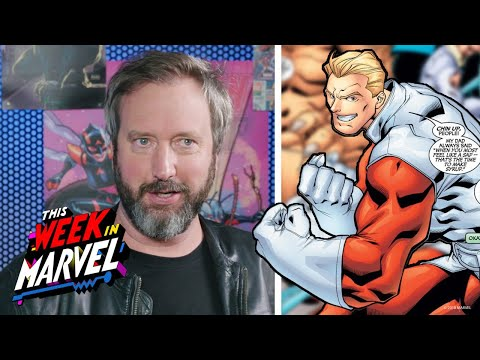 How Many Canadian Marvel Characters Can Tom Green Name? | This Week In Marvel