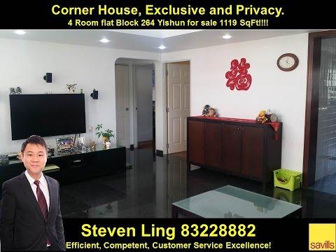 Blk 264, Yishun Street 22 for sale