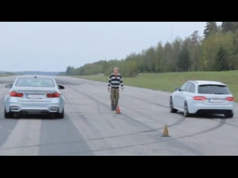 bmw m3 f80 vs audi rs4 avant