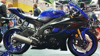 9. Yamaha YZF-R6 2019