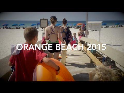 Gulf Coast Vacation 2015