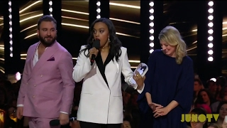 Ruth B Wins Breakthrough Artist of the Year at The 2017 JUNO Awards - - - - - - - - - - - JUNO TV: New Episodes Weekly! - - - - - - - - - - - Subscribe on Yo...