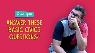 Video Can You Answer These Basic Civics Questions? | Ft. Kanishk & Pavitra | Ok Tested MP3, 3GP, MP4, WEBM, AVI, FLV November 2018