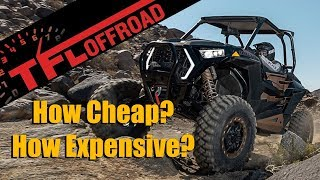 8. 2019 Polaris RZR Build & Price - We Build the Cheapest and Most Expensive Versions!