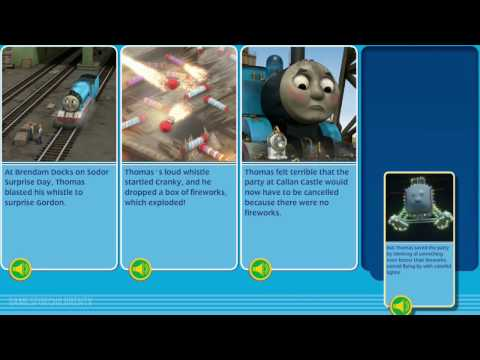 Thomas And Friends Full Game Episode Of Tangled Rail Tales - Complete Walkthrough - HD English