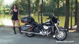 6. Used 2012 Harley Davidson Electra Glide Ultra Limited Motorcycles for sale