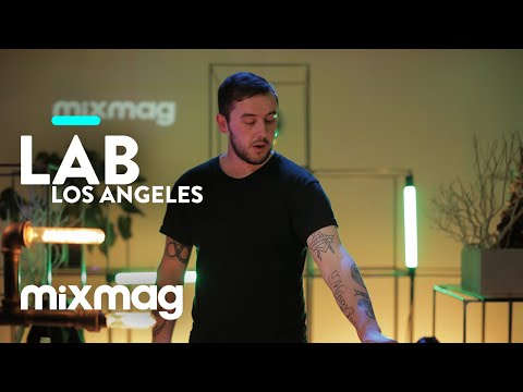 FEED ME In The Lab LA For A Mau5trap Takeover