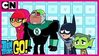 Video Teen Titans Go! | Choosing New Costumes | Cartoon Network MP3, 3GP, MP4, WEBM, AVI, FLV Maret 2019