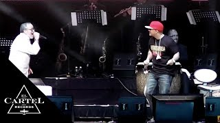 DADDY YANKEE  ANDY MONTAÑEZ Live